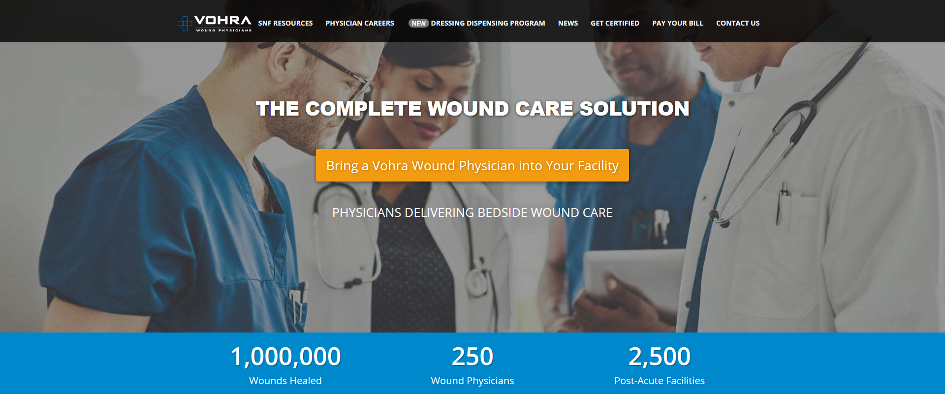 Vohra - A Physicians website